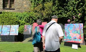 Jardins d'Art a Ordino.