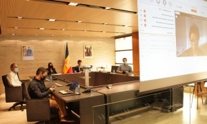 Els cònsols ordinencs han seguit la reunió del Consell Internacional de coordinació del Programa sobre l'Home i la Biosfera (MAB).