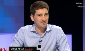 L'epidemiòleg i assesor del Govern, Oriol Mitjà.
