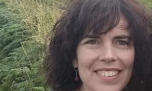 La presidenta de l'Associació d'Empresaris de l'Alt Urgell, Laia Blasi.