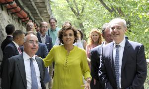 Aliances perquè l'Hospital sigui un altre referent de pacients del Pirineu