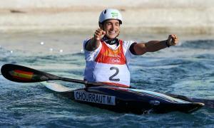 Maialen Chourraut es proclama campiona olímpica en K1 a Rio