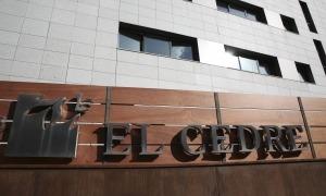El centre sociosanitari El Cedre.