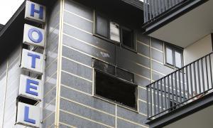 Reallotjats els veïns de l'edifici de l'hotel Eureka afectat per l'incendi