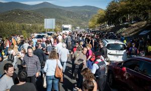 L'aturada a Catalunya perjudica els transportistes i comerciants del país