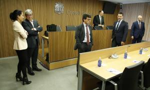 Cinca planteja l'elaboració d'un pla estratègic per a la plaça financera