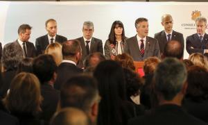 Mateu insta els polítics a tenir una conducta ètica i d'exemplaritat