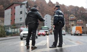 La policia va intensificar la recerca el dia d'abans de la detenció quan van robar a casa de l'exministre d'Exteriors Xavier Espot.