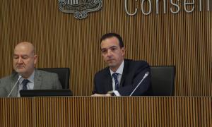 Jordi Torres Falcó, compareixença, Consell General