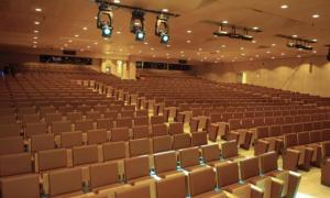 Tres empreses interessades en utilitzar el Centre de Congressos d'Andorra la Vella com a casino