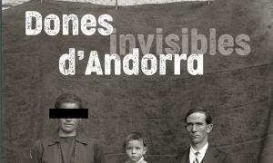 Portada de l'estudi auspiciat per la Fundació Julià Reig, 'Dones invisibles d'Andorra', que posa en relleu les desigualtats en el terreny laboral.