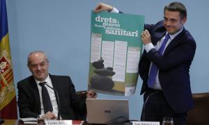 El Govern descarta la proposta de la CASS d'apujar la cotització al 2018