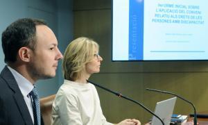 Espot accepta que el Govern no va revisar els canvis al Codi Penal