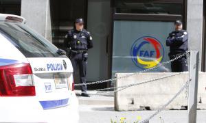 Victor Santos i Tomàs Gea passen a disposició judicial