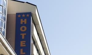 Un establiment hoteler del país.