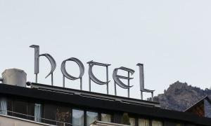 Només 18 hotels dels associats estan oberts.