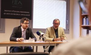 L'IEA tindrà un nou centre de recerca històrica però tanca les seus exterior