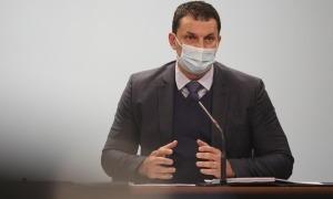 El ministre de Presidència, Economia i Empresa, Jordi Gallardo, va detallar ahir les noves mesures