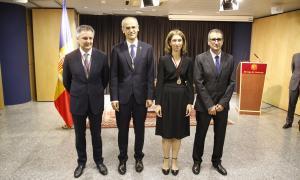 Saboya assumeix Economia per accelerar els resultats de l'obertura