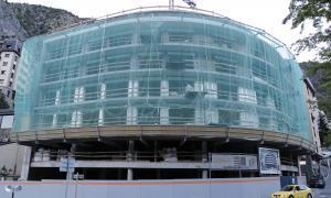 La construcció remunta i l'obra nova visada creix un 240% fins a l'abril