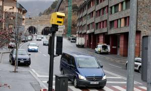 La policia preveu per a l'any vinent un increment de sancions per velocitat