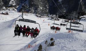 Les estacions d'esquí pressionaran el Govern per mantenir l'IGI reduït