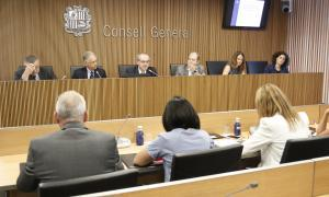 El Goven lliura als grups l'esborrany del pacte per reformar la sanitat