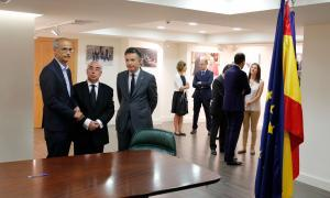 """Martí vol un nou """"gran pacte"""" d'estat per reforçar de més mitjans la policia"""