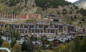 El Tarter és una zona amb un nombre elevat d'apartaments turístics.