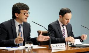 Jordi Cinca Xavier Espot