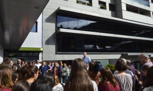 Martí busca una posició comuna amb els grups sobre el 'cas català'