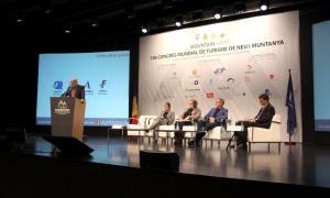 El 10è Congrés de Turisme de Turisme de Neu i de Muntanya va fer ahir la seva segona jornada.
