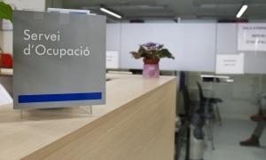 El Servei d'Ocupació va oferir el mes passat 1.402 llocs de treball.