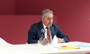 El president de Progressistes-SDP, Jaume Bartumeu,