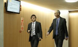 El cap de Govern anuncia una revisió a l'alça del sistema fiscal