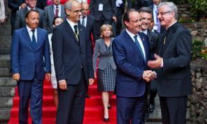 Els ex-caps de Govern lamenten el desconeixement sobre els coprínceps