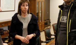 La ministra de Funció Pública i Reforma de l'Administració, Eva Descarrega.