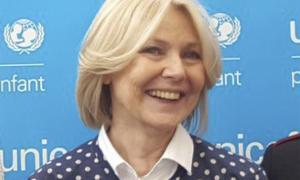 Laura Álvarez, presidenta d'Unicef Andorra.