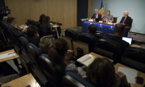 """Pantebre: """"Si es fes un referèndum per l'acord amb la UE, sortiria 'no'"""""""