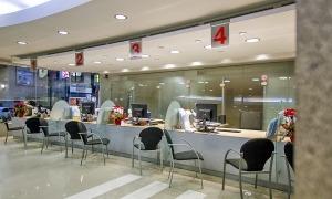 Les oficines de la Caixa Andorrana de Seguretat Social.