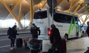 Els primers 14 temporers que van poder retornar a l'Argentina van sortir diumenge passat.