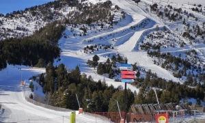 Pistes d'esquí del país.