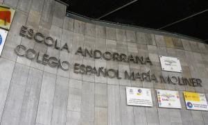 El centre a Escaldes-Engordany del Col·legi Maria Moliner.