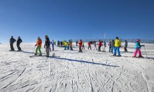 L'AAME diu que l'esquí escolar ajuda quan no hi ha feina i reclama l'Enade