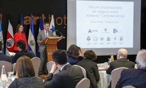 Andorra busca oportunitats de negoci amb empresaris de Centreamèrica