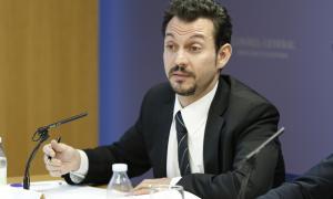 El parlamentari del PS Gerard Alís.