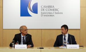 Cinca preveu que el sector financer continuï en negatiu durant el 2017