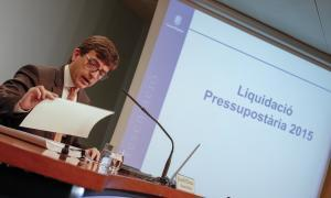 Tributs analitza els motius de la davallada de l'impost de societats Jordi Cinca