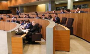 L'oposició lamenta el poc abast del projecte de llei de mesures urgents relatives a l'arrendament d'habitatges.