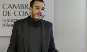 David Castillo és soci director del Registre Andorrà de Morositat.